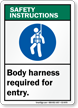 Safety Instructions Sign