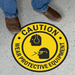 Custom SlipSafe™ Floor Sign