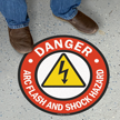 Danger Floor Sign