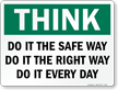 Think Sign