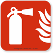 NFPA 170 Sign