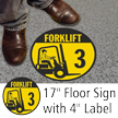 Floor Sign & Label Kit