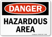Best Selling OSHA Danger Sign and Label