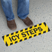 SlipSafe™ and GripGuard™ Slip-Resistant Sign