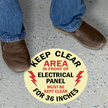 SlipSafe™ Glow Floor Sign
