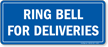 Shipping & Receiving Sign