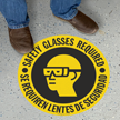 Bilingual SlipSafe™ Floor Sign