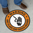 Warning Floor Sign