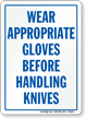 Hands Safety Sign