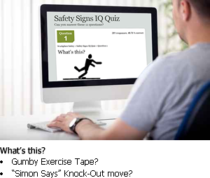Safety Signs Quiz